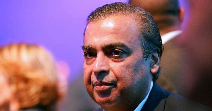 mukesh ambani $200 billion
