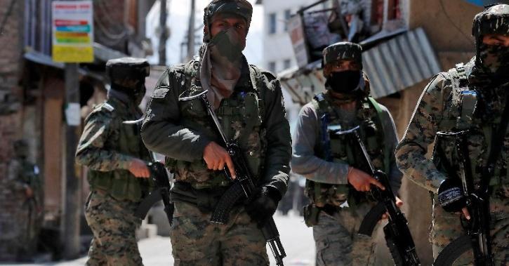 Soldier Kashmir