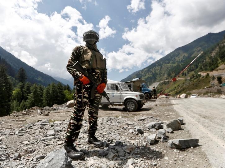 Kashmir Soldier