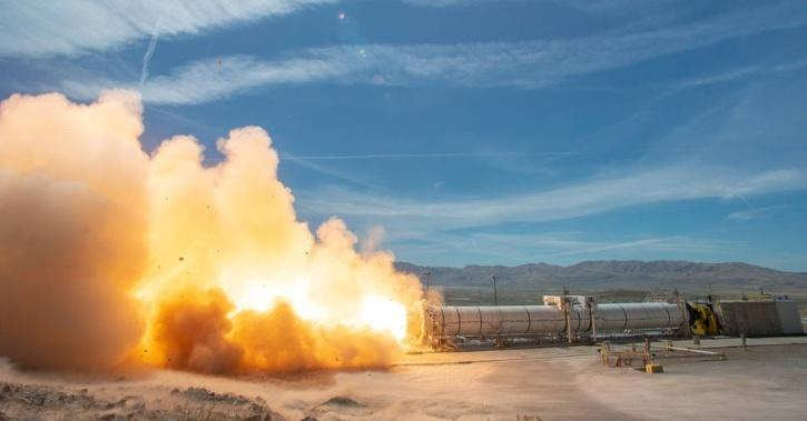 NASA SLS Rocket Booster