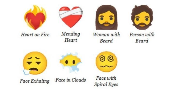 New Emoji, 2020 Emoji, Emoji 13,1, Spiral Eyes Emoji, Social Media, Technology News, Science News