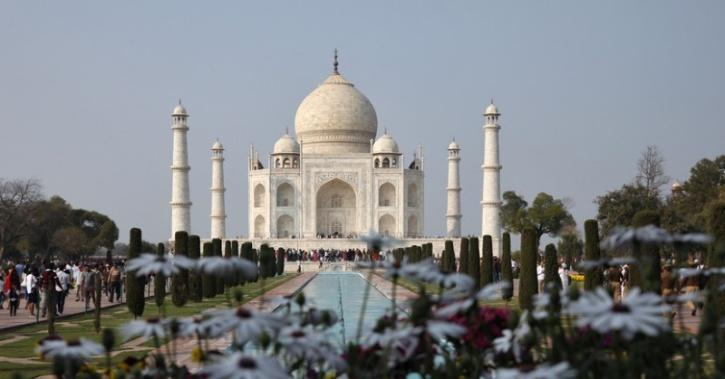 Taj Mahal reopens with new COVID19 guidelines