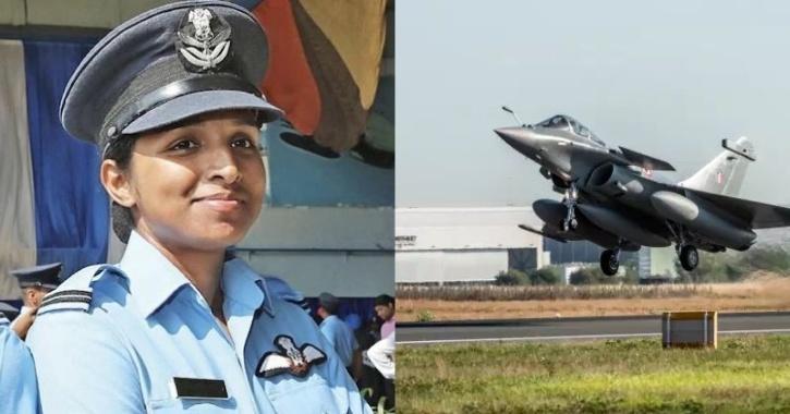 , Varanasi native Flt Lt Shivangi Singh is currently undergoing conversion training