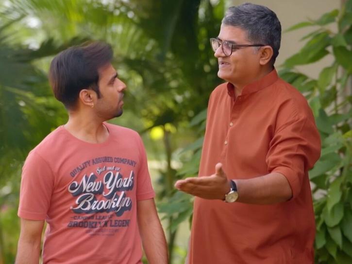 Gajraj Rao in Tech Conversations with Dad.