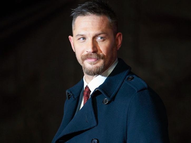 Tom Hardy as new James Bond.
