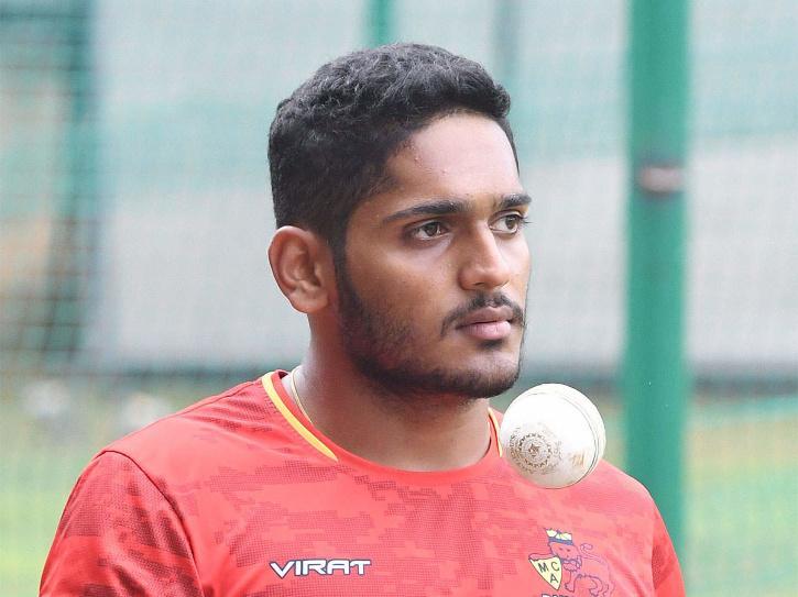Tushar DeshpandeTOI
