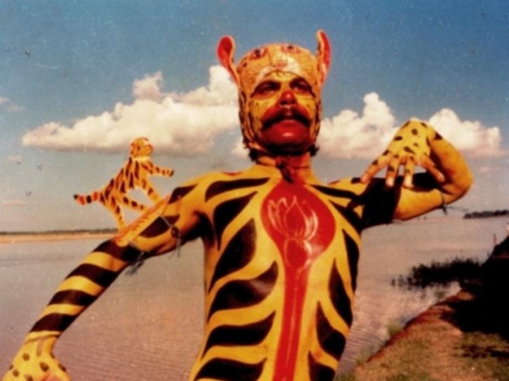 Pavan Malhotra Bagh Bahadur tiger dance