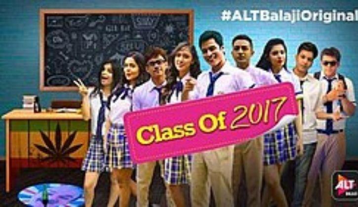 Class of 2017 web series