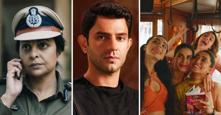 Proud Moment! Delhi Crime, Four More Shots Please & Made In Heaven Nominated For International Emmy Awards