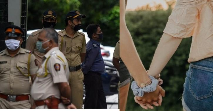 Lesbian couple seek help from UP police