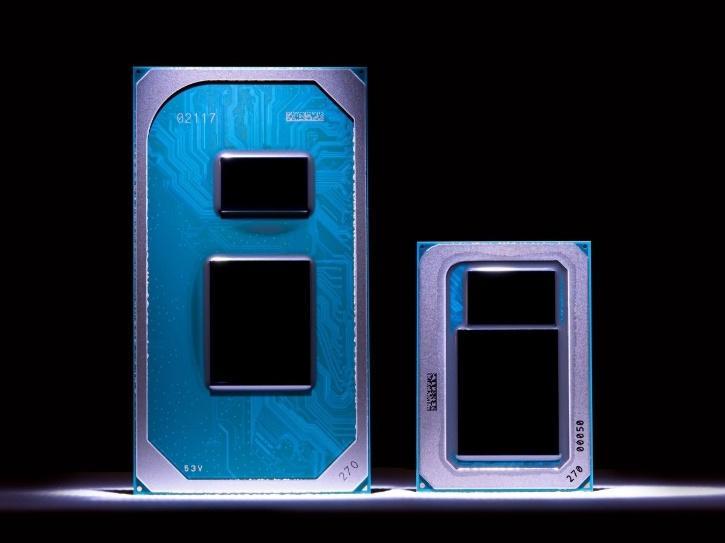 intel 11th generation tiger lake CPUs