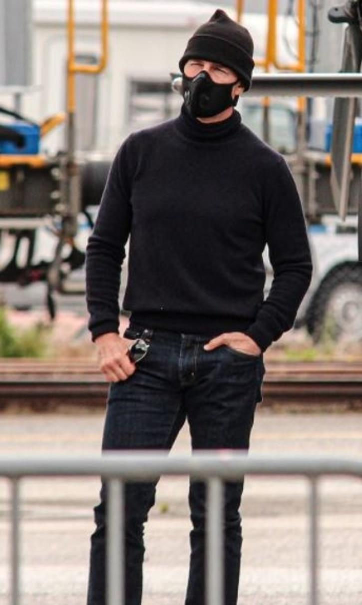 Tom Cruise in Norway / Daily Mail