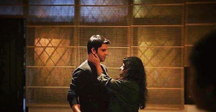 Zoya Akhtar and Arjun Mathur