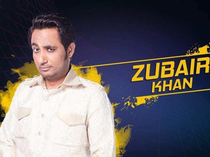Zubair Khan bigg boss 11 contestant