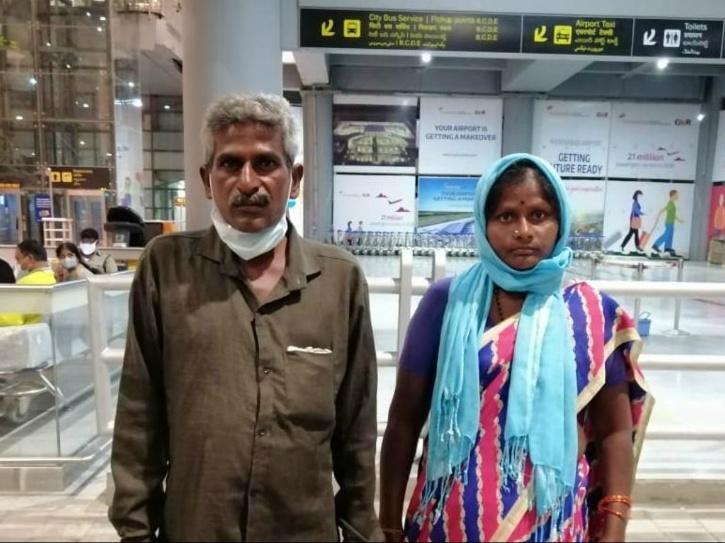 Neela Yellaiah, Neela Yellaiah UAE, Neela Yellaiah Dubai, Indian Stranded In Dubai, Telangana Man Stranded In Dubai