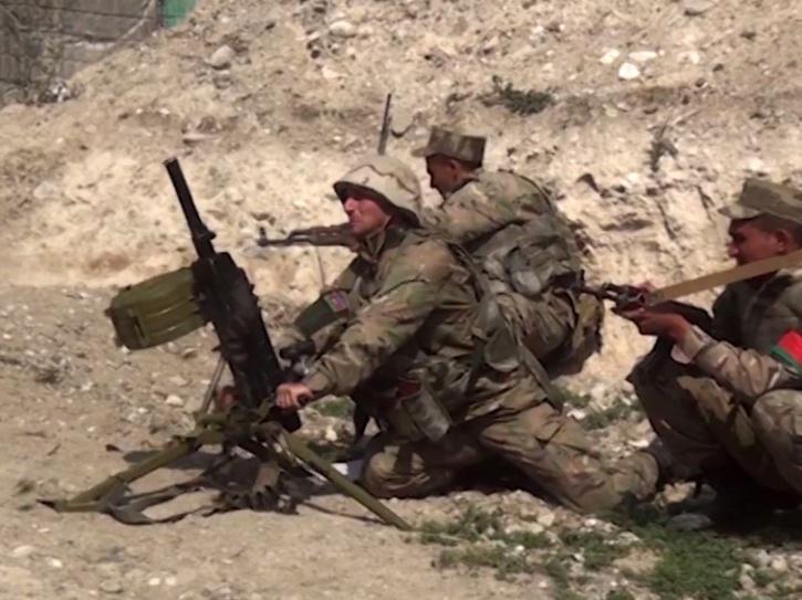 Armenian clash