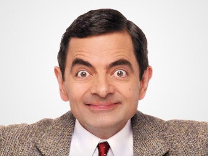 Rowan Atkinson says Mr Bean was stressful.