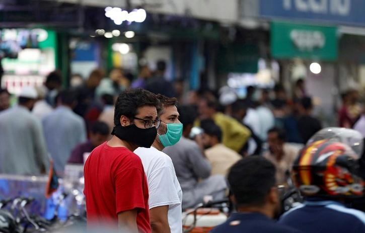 Pakistan coronavirus situation