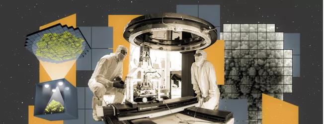 Crews at the SLAC National Accelerator Laboratory