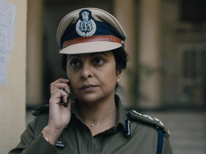 Delhi Crime nominated at International Emmy Awards 2020
