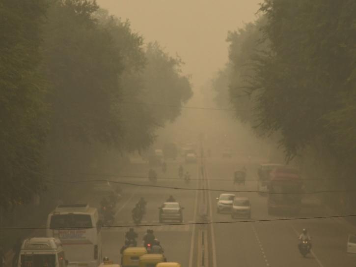 Delhi AQI over 150 on Wednesday