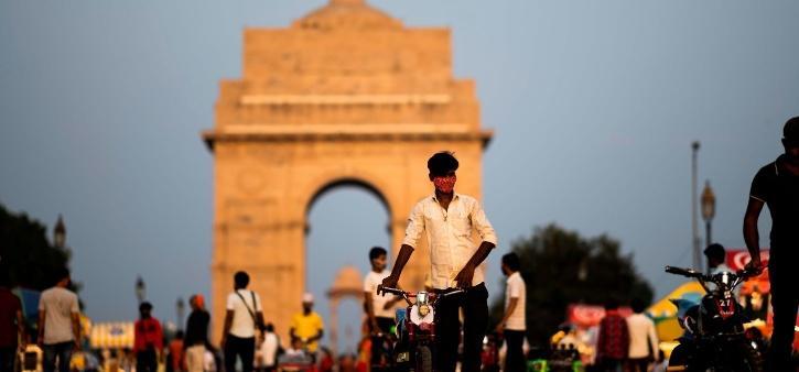 Delhi covid