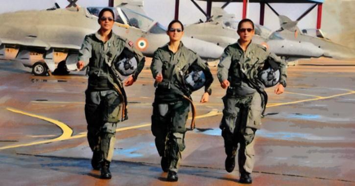 women pilots IAF