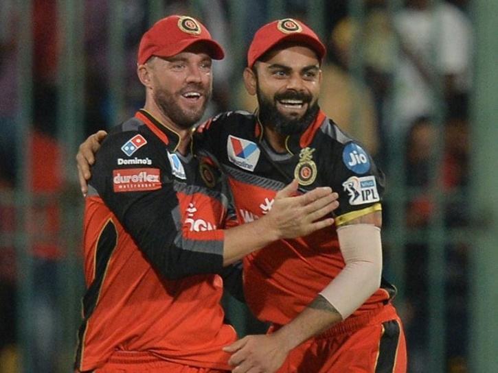 IPL Virat Kohli AB Devilliers