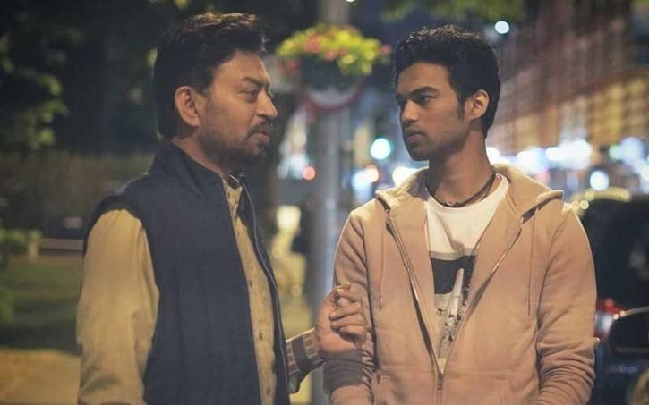 Irrfan and Babil Khan / Babil Khan Instagram