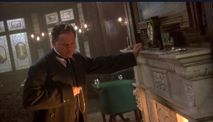 Thomas andrews the builder of titanic