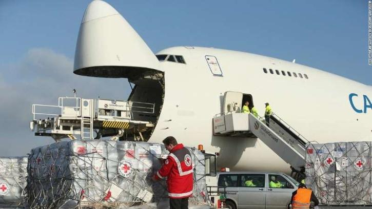 8,000 cargo jets needed to transport Covid-19 vaccines, says IATA