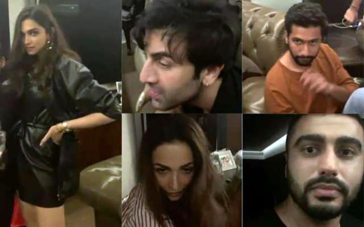 NCB To Investigate Karan Johar's Old Party Video Where Top Celebrities  Allegedly Consumed Drugs