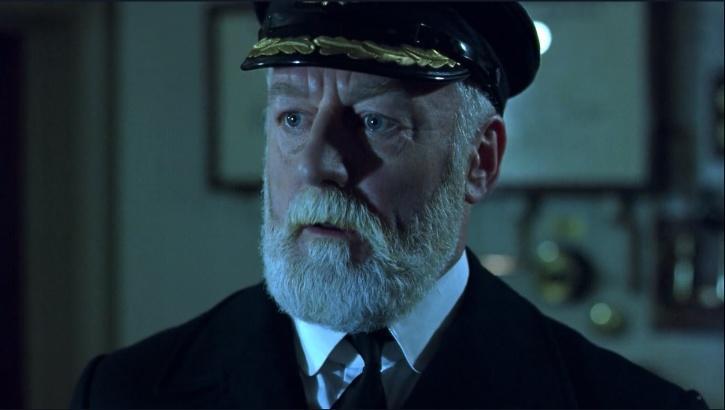 captain of titanic