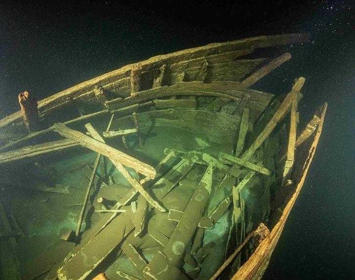 400 year old ship