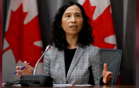 Dr Theresa Tam