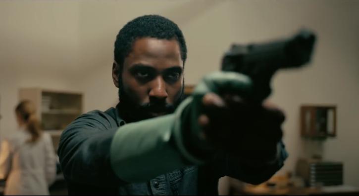 John David Washington / Tenet Trailer