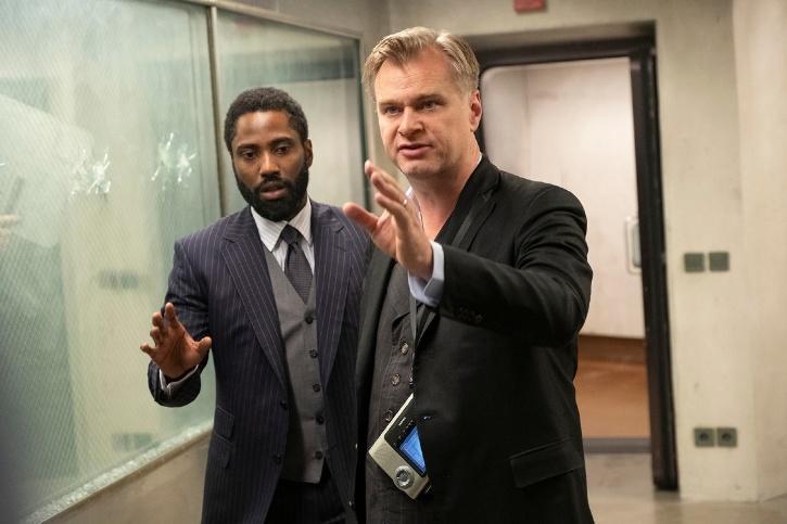 Christopher Nolan / Tenet