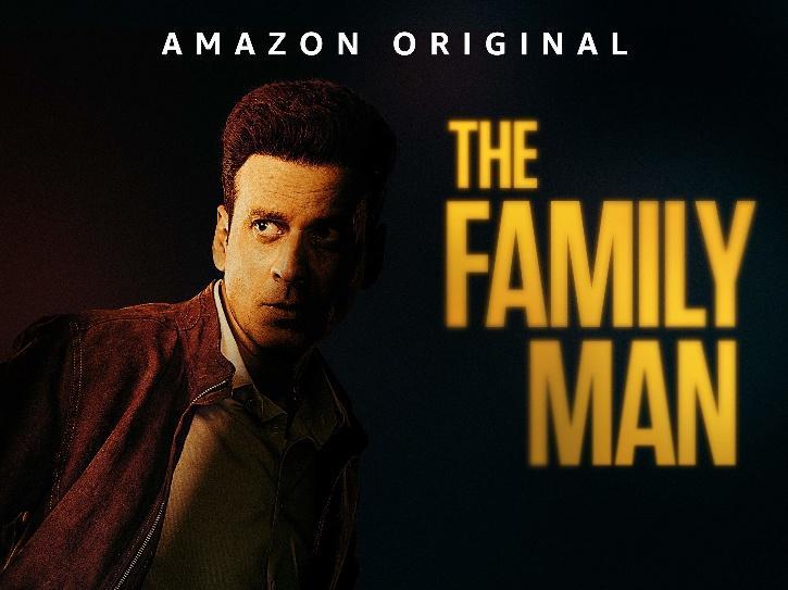 The Family man amazon prime