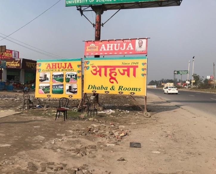 Murthal Dhaba, Murthal Dhaba COVID-19, Murthal Dhaba Corona, Pahalwan Dhaba Murthal, Kuber Hotel Murthal,  Jhilmil Murthal Ahuja dhaba Murthal