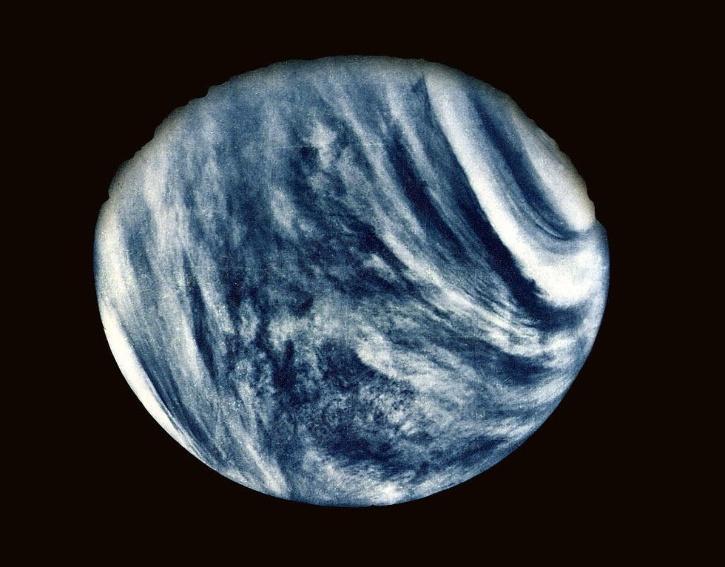 Venus-possible life sign