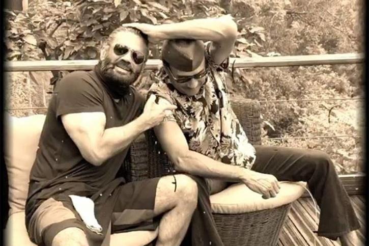 Jackie Shroff and Suniel Shetty / Instagram