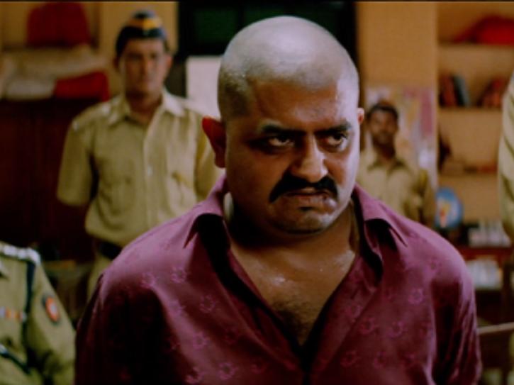 Gajraj Rao in Black Friday.