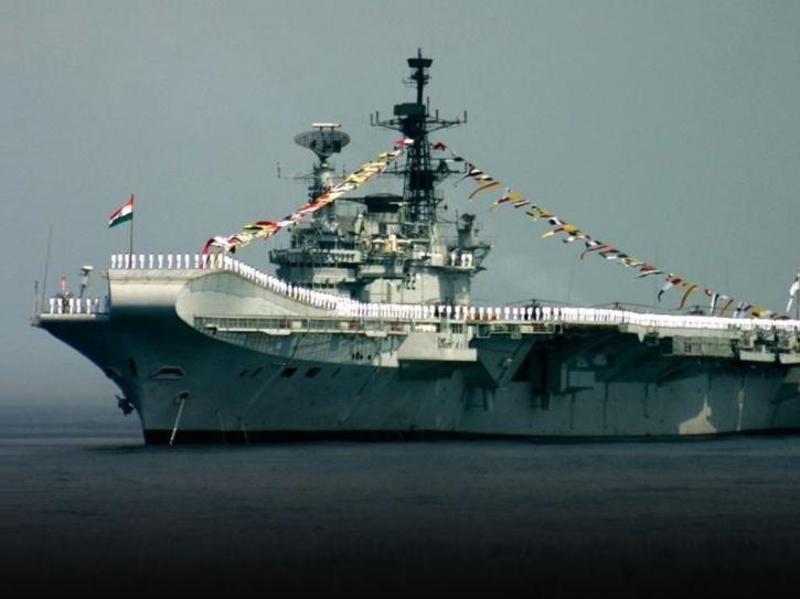 ins viraat indian navy