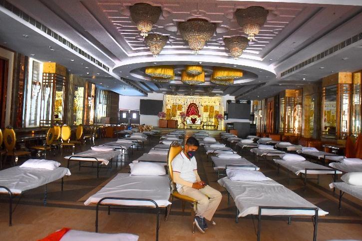 COVID Beds Delhi Hotel