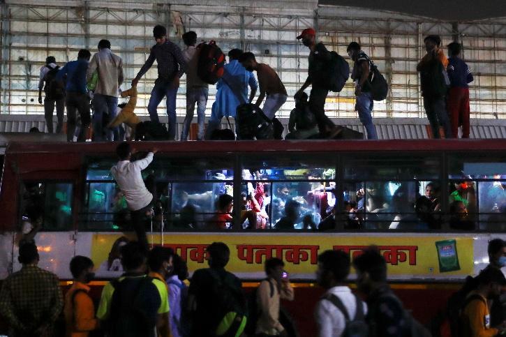 Migrant Workers Delhi