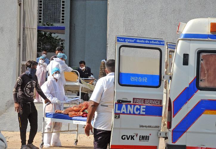 Gujarat COVID Hospital