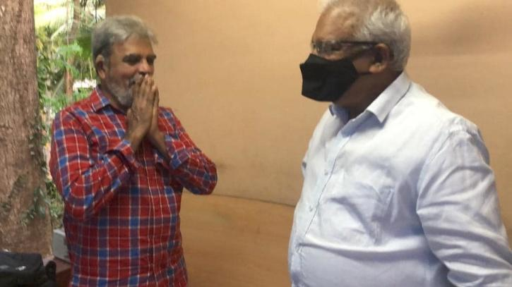 Janardhanan Kerala CMDRF Vaccine Challenge