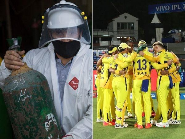 Chennai Super Kings are currently in Delhi for their second leg of IPL 2021 after the conclusion of their first leg in Mumbai.