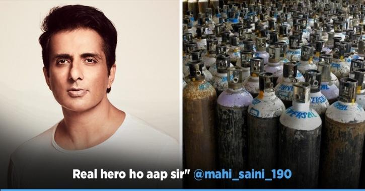 Sonu Sood Turns Messiah Again, Launches Platform To Find Hospitals & Oxygen For COVID Patients