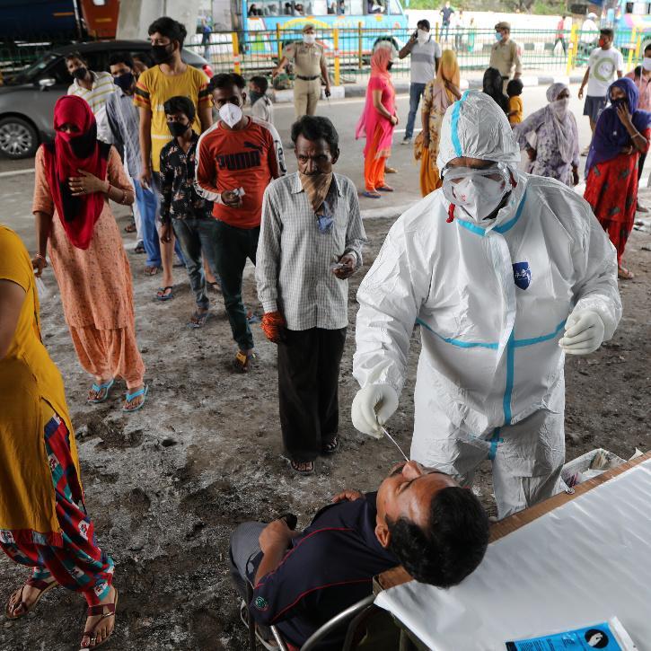 COVID-19 Pandemic Photos / Reuters